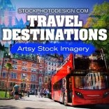 Travel Destinations RF Photos for all your Websites and Projects