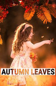 Autumn Leaves Photoshop Action Scripts