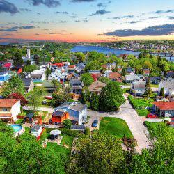 Ville de Saguenay ou Chicoutimi