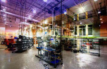 Industry Interior Photo Montage