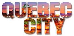 Quebec City Text Image