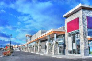 Modern Shopping Mall